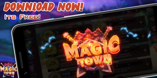 Idle Magic Town  screenshots 8