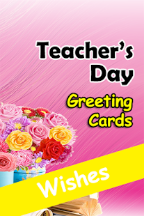 Teachers day greeting cards apps on google play screenshot image m4hsunfo