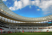 In a rare occasion, the Cape Town Stadium will host football on two consecutive days on October 25 and 26.