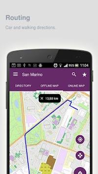 Download San Marino Map Offline APK Latest Version App For Android - San marino map download