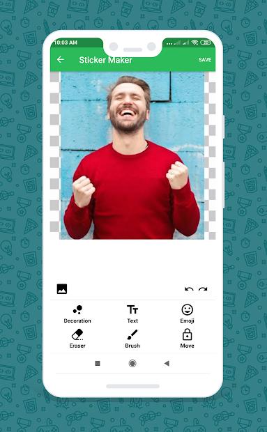 Stickyz – Whatsapp Stiker Maker & Sticker Editor