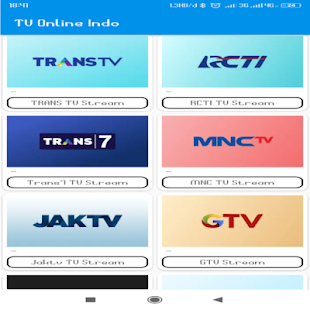 Tv Channel Indonesia for PC-Windows 7,8,10 and Mac apk screenshot 2
