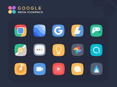 Nexa Icon Pack v1.3 [Patched] 2