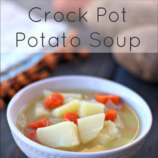 Healthy Crock Pot Potato Soup Recipes.