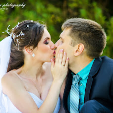 Wedding photographer Olga Ogulchanskaya (happydaywithme). Photo of 19.07.2015