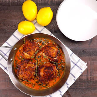 Lemon Butter Chicken.