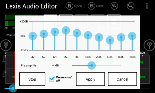 Lexis Audio Editor 1.1.97 Apk for Android 4