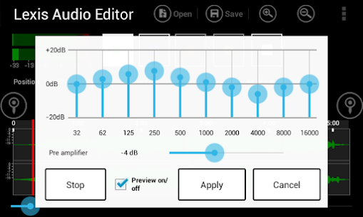 Lexis Audio Editor Mod Apk Latest [Unlocked] 4