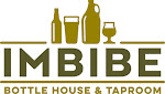 Logo for Imbibe Bottle House & Taproom