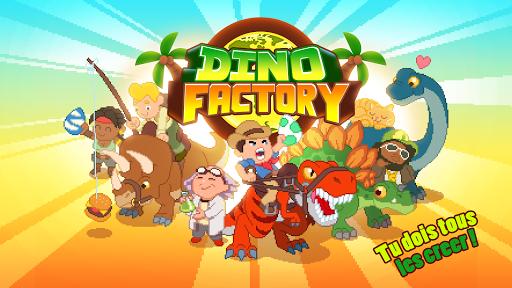 Dino Factory  code Triche 1