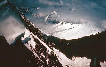 Photo: 22. Boston Peaks,and Ripsaw Ridge from summit of Mt. Sahale, near Cascade Pass.