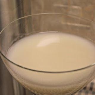 Creamy Hazelnut Martini