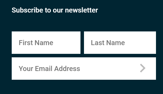 generic subscribe form