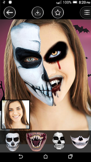 Halloween Montage Photo Editor - Android Apps on Google Play