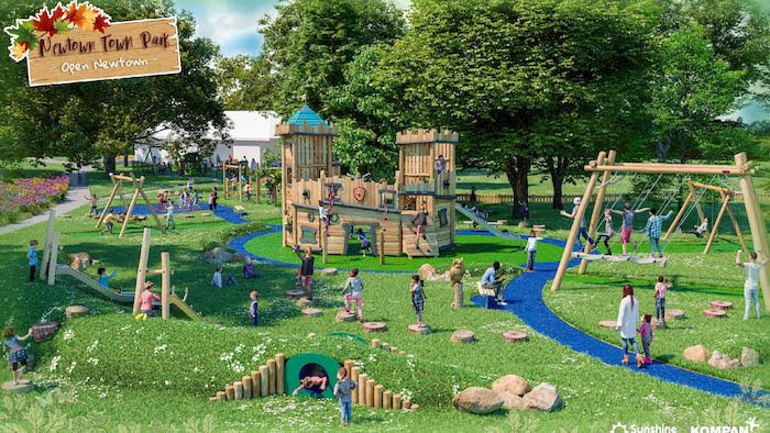 Work on a 'destination play park' to start within weeks