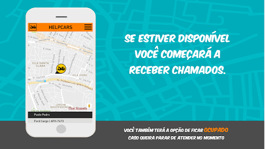 Guincho app para Socorristas screenshot 1
