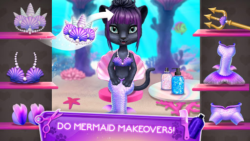 My Animal Hair Salon - Style, Create & Experiment 5.0.8 screenshots 3