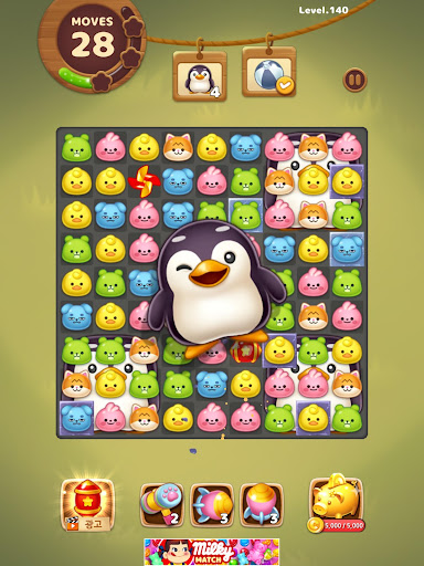 Candy Friends Forest : Match 3 Puzzle 1.1.4 screenshots 22