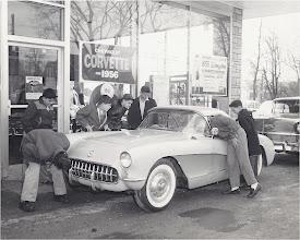 Photo: 1956 Corvette at Robert Chevrolet