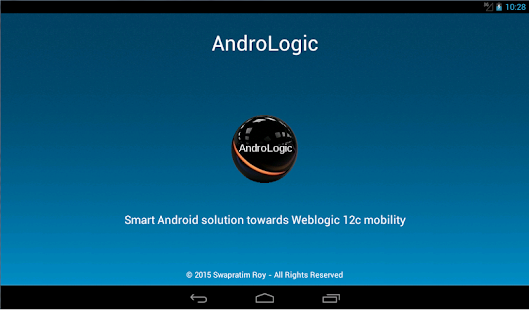 AndroLogic- screenshot thumbnail