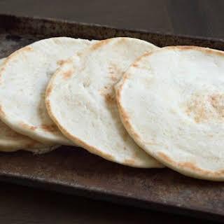 Gluten-free Coconut Flour Flatbread.