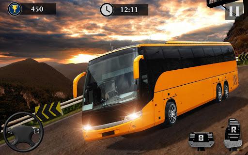 Uphill Off Road Bus Driving Simulator - Bus Games 1.14 screenshots 5