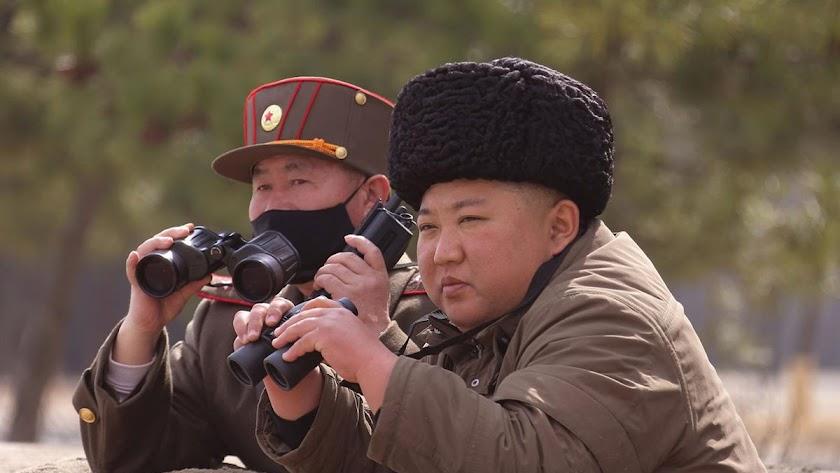 El líder norcoreano en una imagen de archivo.