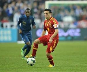 De prijzenkast van Xavi Hernandez: 8 Spaanse titels, 1 WK, 2 EK's en 3(!) keer de Champions League