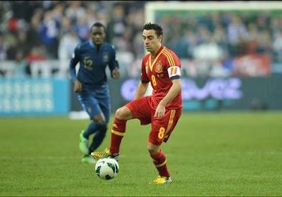Xavi veut honorer son contrat à Barcelone