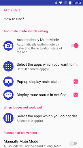 Silent Mode/All Mute Trial (Camera Mute) for Free 4.2 PC u7528 1