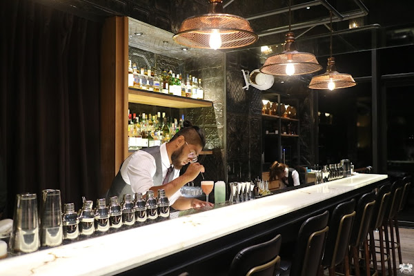 East End|賦樂旅居三樓,入選亞洲50大的台北東區飯店型酒吧