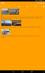 Spletter - send mail & photos screenshot 7