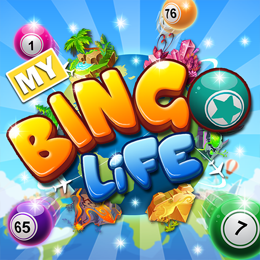 My Bingo Life - Free Bingo Games Icon