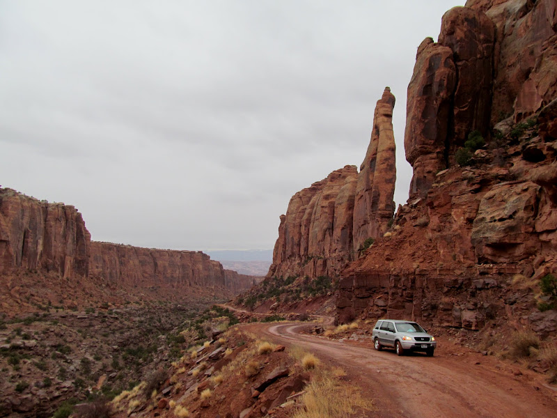 Photo: Climbing Long Canyon