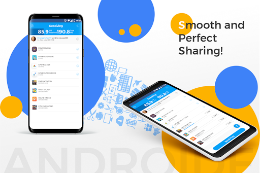 SHARE ALL for Me : File Transfer & Data Sharing for PC
