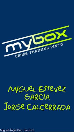 My CrossFit Box