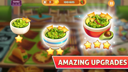Kitchen Craze: Madness of Free Cooking Games City 2.0.7 screenshots 3