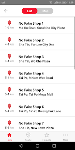 """No Fakes Pledge"" Shop Search - náhled"