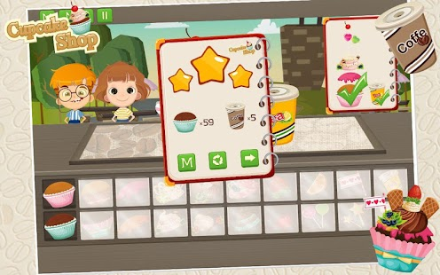 Cupcake Shop- screenshot thumbnail