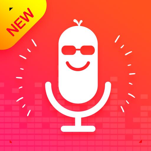 Voice Changer App - Sound Effects