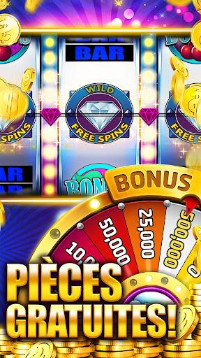 Code Triche VegasMagic™ Machines a Sous Gratuites: Jeux Casino APK MOD (Astuce) screenshots 5