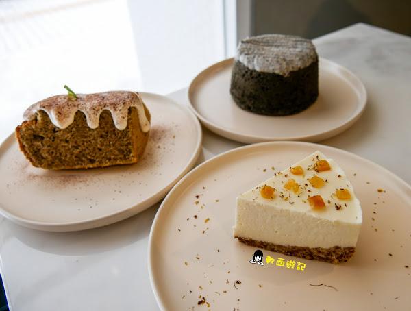 HEXA●台北不限時咖啡廳推薦 北歐簡約質感風格咖啡廳 設計選物店 有插座(免費)
