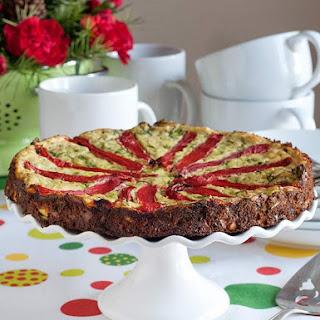 Gluten Free Ricotta Pie