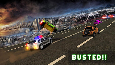 Police Chase Street Crime 3D 1.1 screenshot 221717