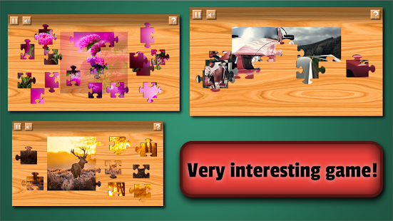 Mega Puzzle- screenshot thumbnail