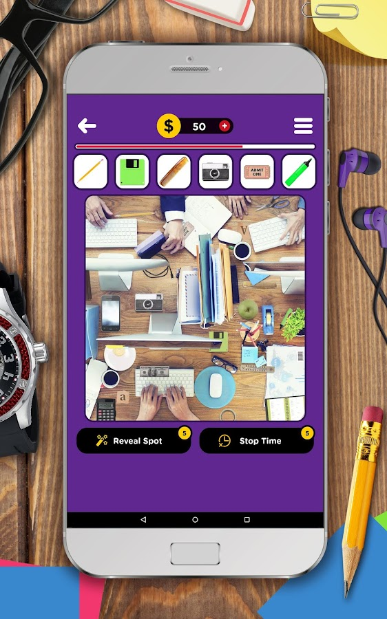 Infinite Hidden Objects- screenshot