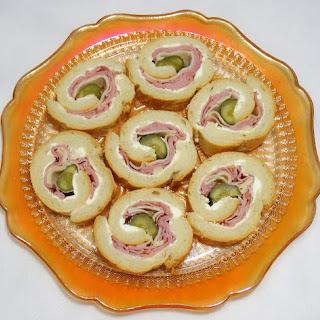 Ham and Cheese Sandwich Rolls