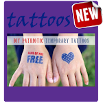 DIY temporary tattoos ideas Icon