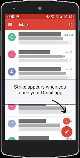 Strike for Gmail Beta
