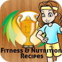 Fitness And Nutrition Recipes icon
